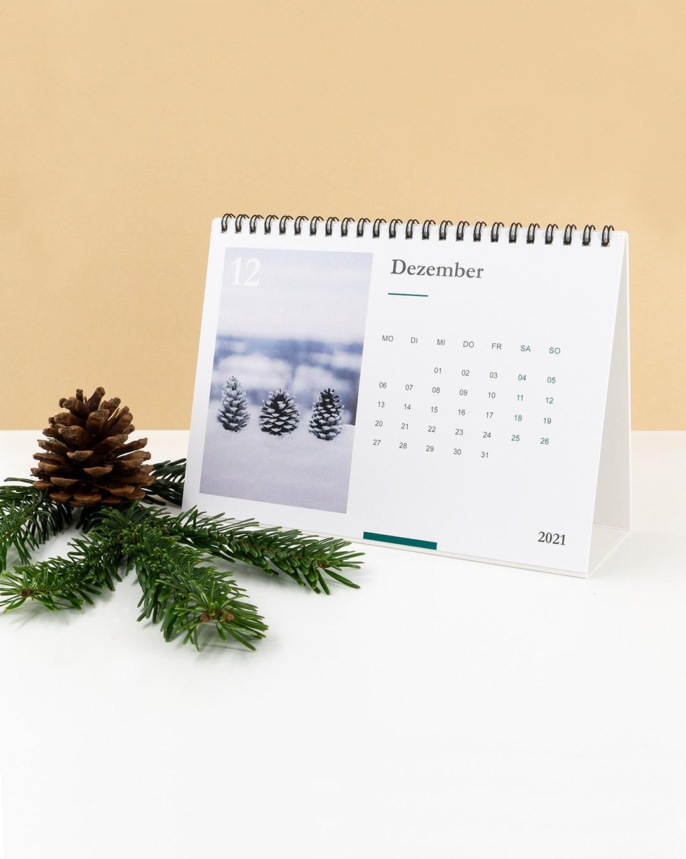 Tischkalender 2021 DIN A5